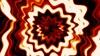 炎の色の花をイメージした背景素材
