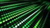緑色のドットが動く背景動画素材