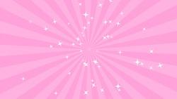 Intensive line pink