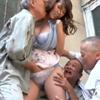 【グローリークエスト】老働者に輪○され性奴○と化す巨乳未亡人 #004