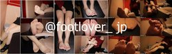 [Image + video] 25-year-old stocking legs after aromatherapy! barefoot!