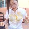 Y46 黄色, 食物和吃的染色和流动