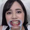 【Tooth fetish】 I observed Aiki Yoshikawa's teeth!