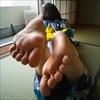 Yukata foot in the summer of 2018 @ Shouko