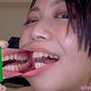 【歯フェチ】及川貴和子様の歯を観察させていただきました!