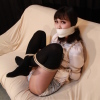 Marina Nakagawa - The College Student Bound and Gagged - Full Movie