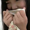 【パンツ染み】 美乳のコのパンツの黒ずんだシミ