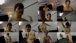 【フェチ界M男】おっぱい丸出しの高身長ギャルにビンタ&金蹴りされる至高(ウェアラブルカメラ)