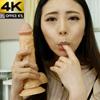 [4K 동영상] JOI 센 즈리를 지시하는 여자들 호시 카와 늠름 꽃