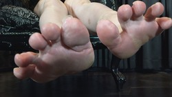 素足の風景 Barefoot Scene004