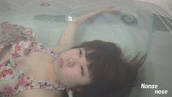 ゆめバスタブ水中シーン22