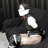 Mirei Yokoyama - Female Agent Bound and Gagged in Leotard - Extra Edition 2 - Wrap Around Tape Gagged