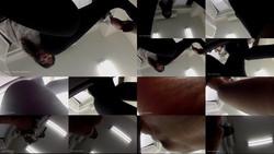 【フェチ界M男】女王様の顔踏みをヒールとタイツと生足で…(足の裏・脚フェチ&ウェアラブルカメラ)