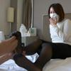 Feet soles fetish Hotel sannji bangai hen Hiroshi Tsu Hong