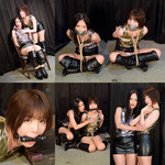 WB30-35 Misadventure of Club Girls Hana & Namie FULL