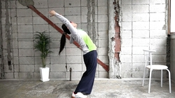 Man energy project Vol.04(body trunk stretch week 4)