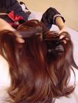 髪フェチ 画像集002