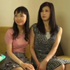 【ホットエンターテイメント】淫乱母娘ナンパ #012