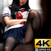 【4K animation】 Uniform beautiful girl train panchira mini skirt puffy looking into the back of beautiful legs I want to thoroughly pull out the pureness panties full of screens to you Shiratori Tsuzu
