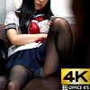 【4K動畫】制服漂亮的女孩火車panchira迷你裙浮腫看著美麗的雙腿背部我想徹底拔出純淨的內褲充滿屏幕給你Shiratori Tsuzu