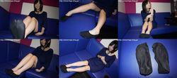 Street legs&socks snaps photos & movie Ayumi