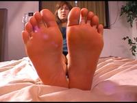 【CF】【リマスター版】足裏を見せる女 #008