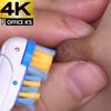 [4 K 视频: 超高品质! 特写和敏感的直立奶头指江阴美凯方式
