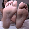 【Footsteping Humidity Service】 M male licking feet with dry feeling