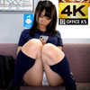 【4K animation】 Uniform beautiful girl train panchira mini skirt puffy looking into the back of beautiful legs To you want to pure purity full of screens to NIMO