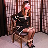 Nana Akasaka - Baudy Widow Bound and Gagged in Confinement - Full Movie