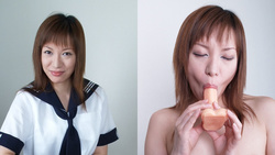 Small breasts heaven pettanko I had my daughter. Small breasts mature woman have Peterson in sailor suspected cock in a blowjob! Edition [digital photos]