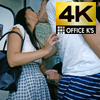 [4 K videos: Digidesign provocative kiss in the crowded train?... Airi Rui