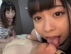 ① 【salivary virginity】 W Filthy Hana Koi-chan and Yurina's smell large amount saliva Nostrils attack of virgin