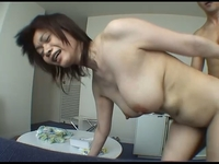 MILF IN READY TO EAT #074
