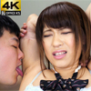 "【4K animation】 Lucky licking Watching the lady's secret Nukabe ""Waki"" carefully appreciate ... sniffing! I lick it! ! Maeda Ema"