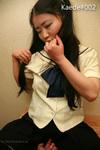 Digital photograph of Kaede # 002