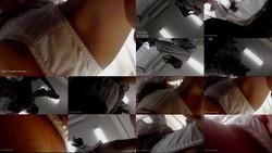 【フェチ界M男】スレンダー女王様の顔面騎乗をウェアラブルカメラの目線動画で