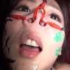 【クリスタル映像】顔面崩壊調教 #007