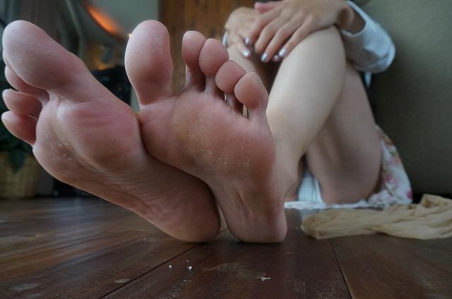 素足画像集 Barefoot画像集04